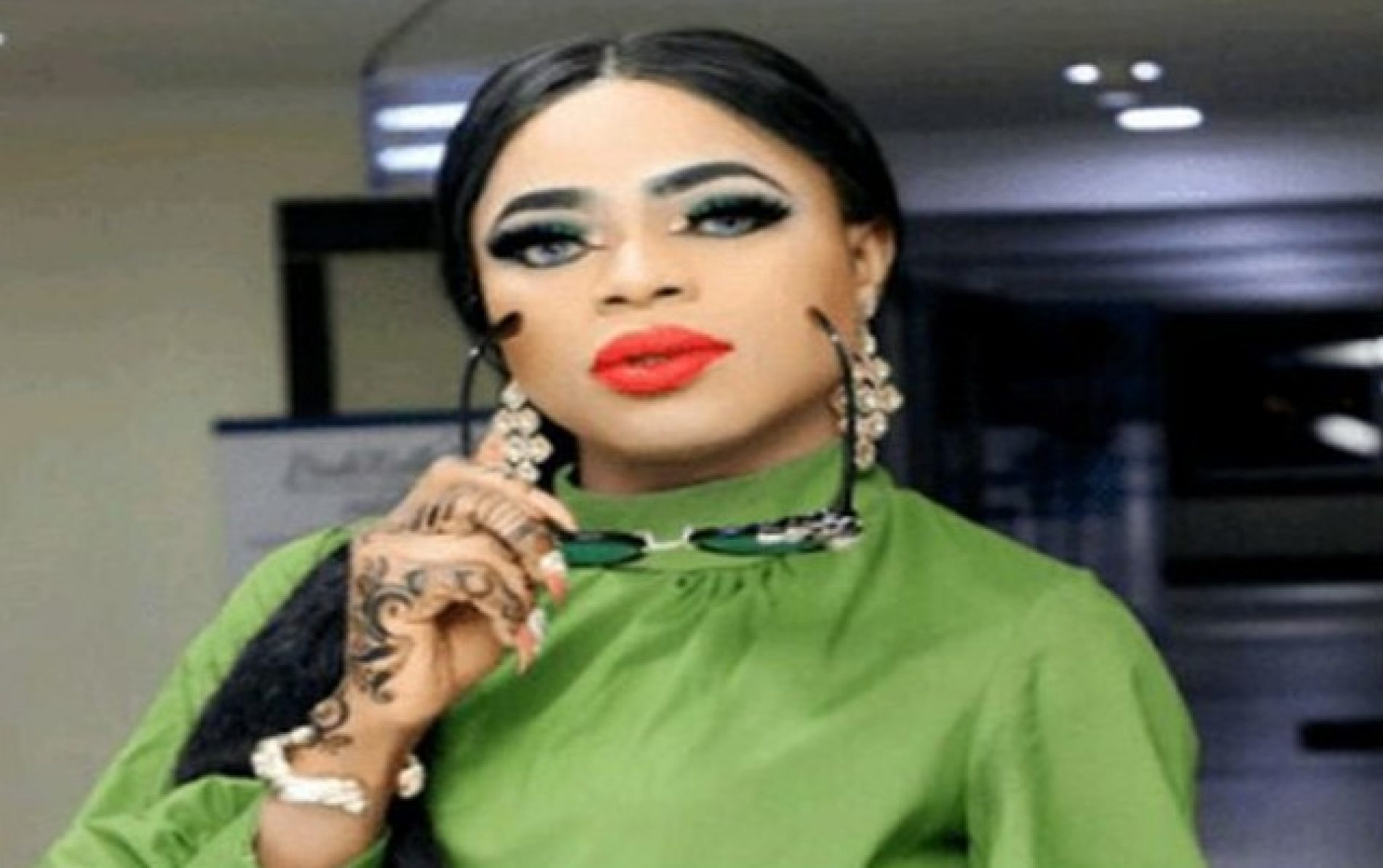 """""""Your Fathers And Uncles Will Pay My Bills Till I'm Tired Of Them."""" – Bobrisky to the women who hate on her"""