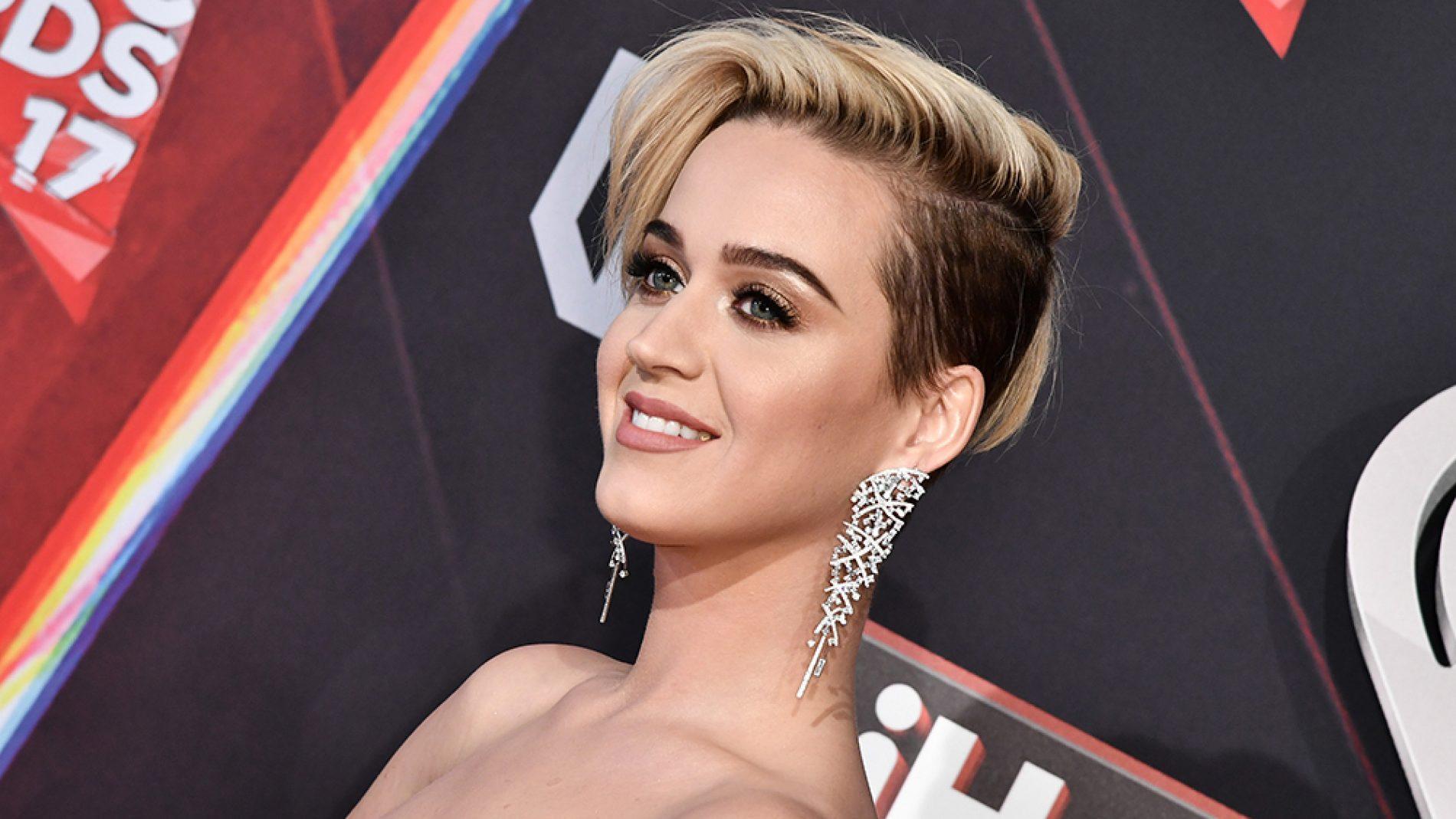 Katy Perry has found Jesus again?