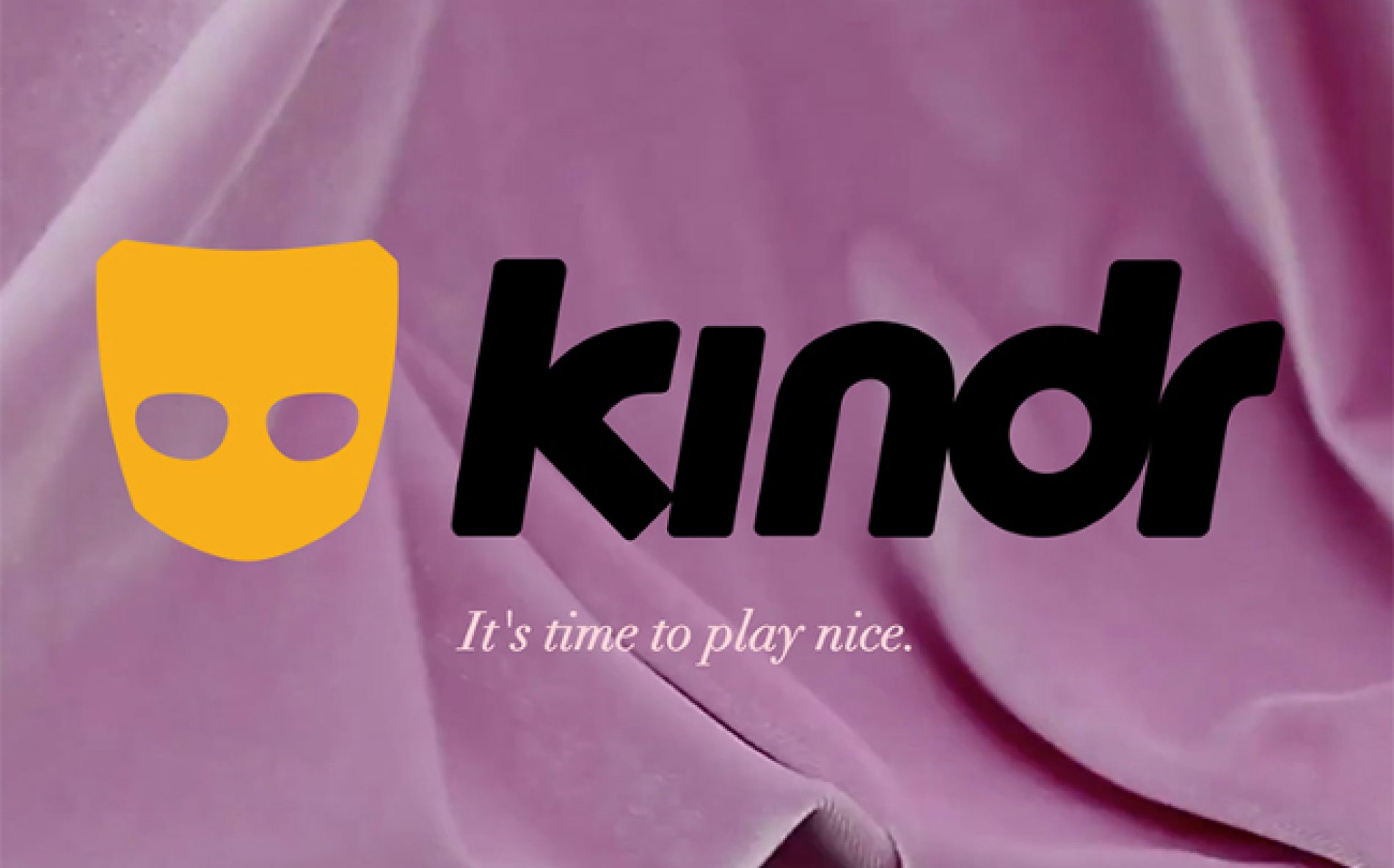 "A ""kindr"" version of Grindr in the works"