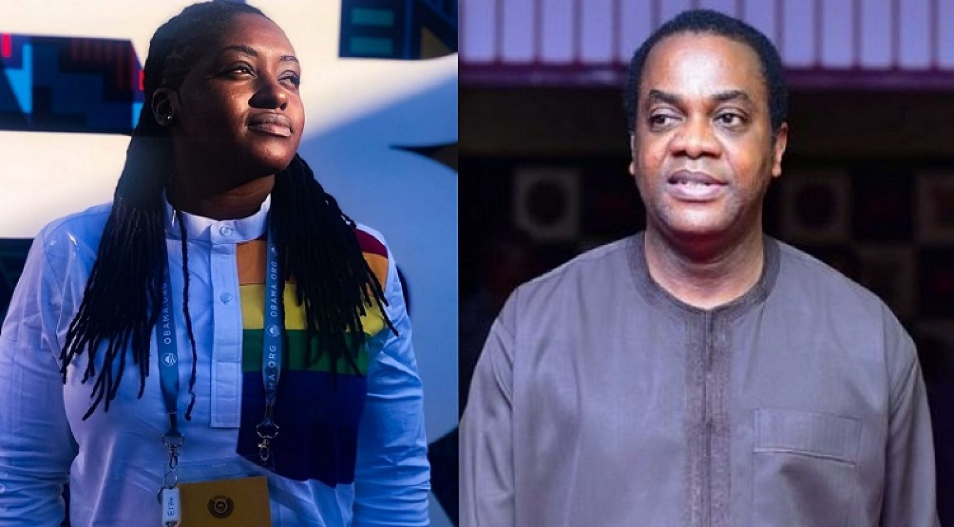 """""""Donald Duke Doesn't Understand or Respect Human Rights."""" – Pamela Adie"""