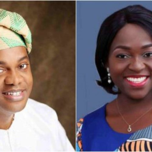 """I Feel Ashamed Of Donald Duke."" Eunice Atuejide Slams Fellow Presidential Aspirant Over His Statement On LGBT Rights"