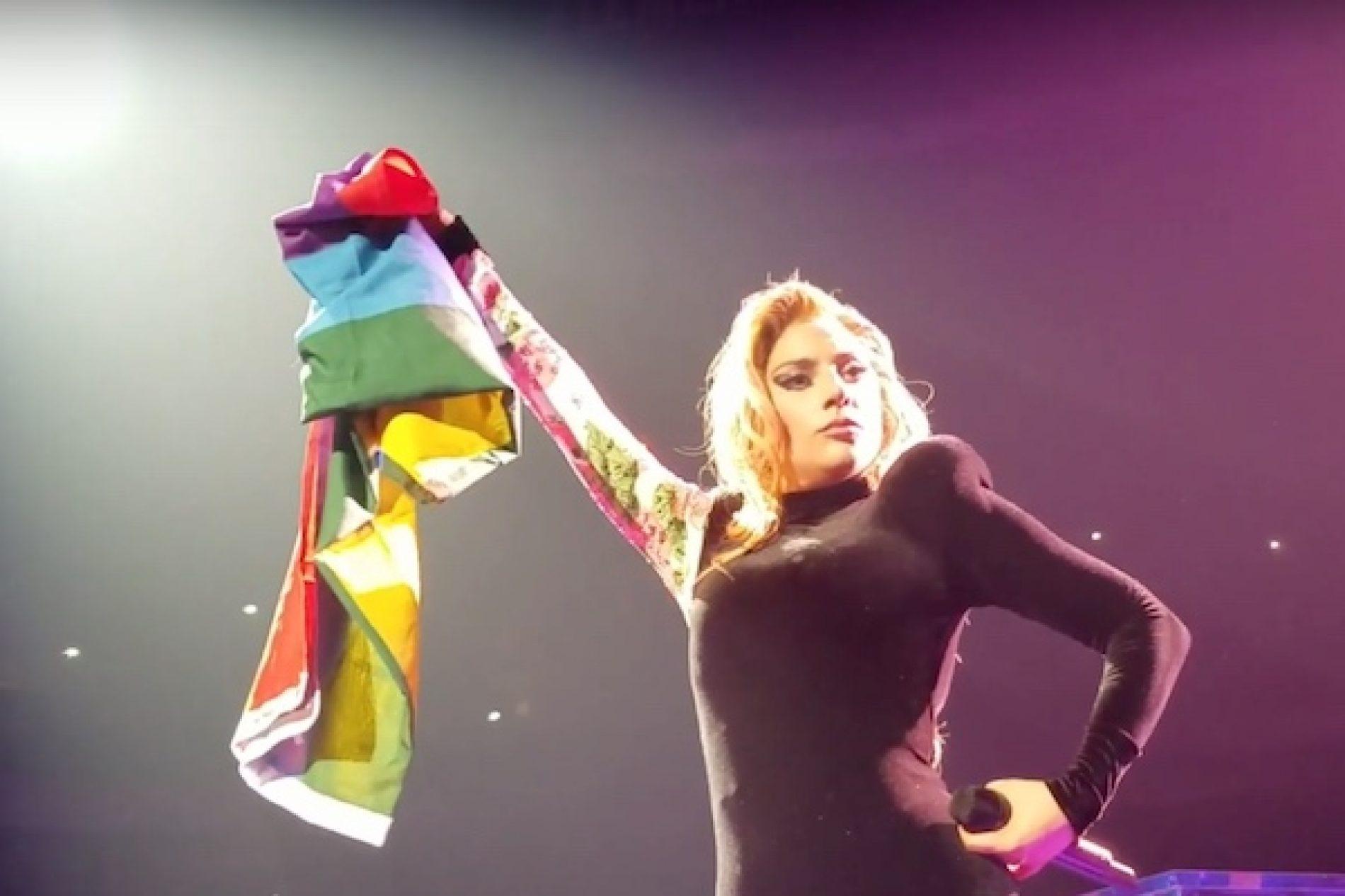 """""""Behind every female icon is a gay man."""" – Lady Gaga"""