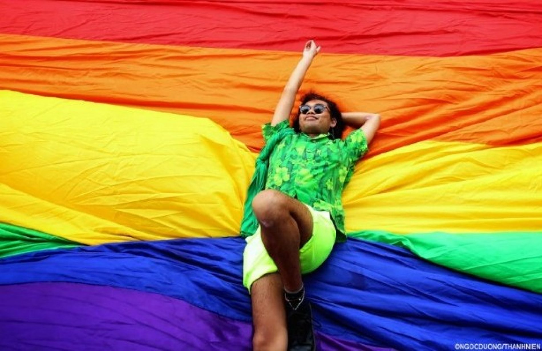 More Than Half The World Now Live In A Country Where Gay Sex Is Legal