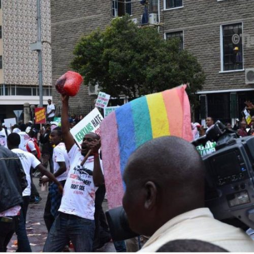 Kenya's High Court Sets Date to Announce Ruling on Legalization of Gay Sex