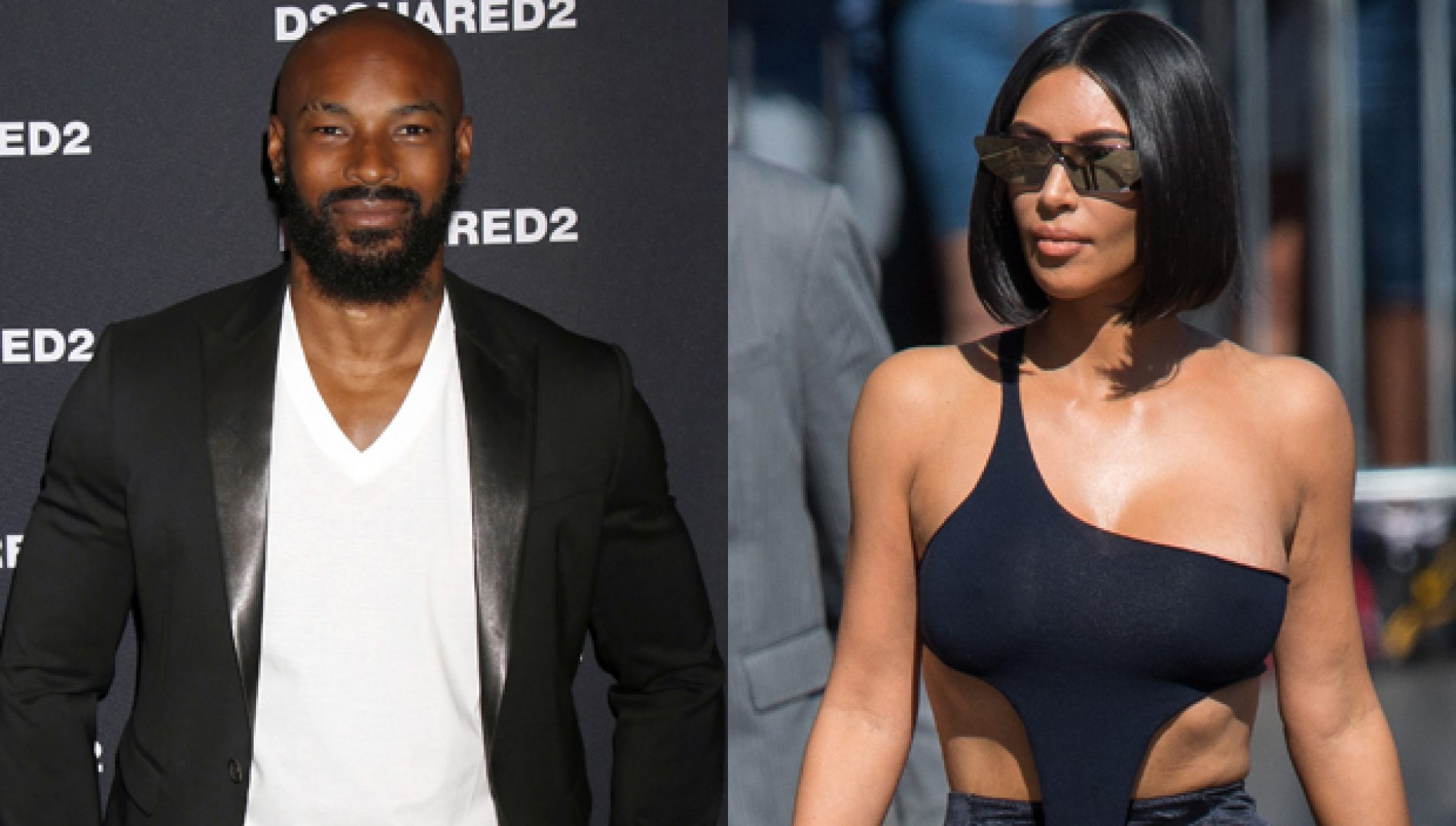 Tyson Beckford doesn't appear to be done with trolling Kim Kardashian