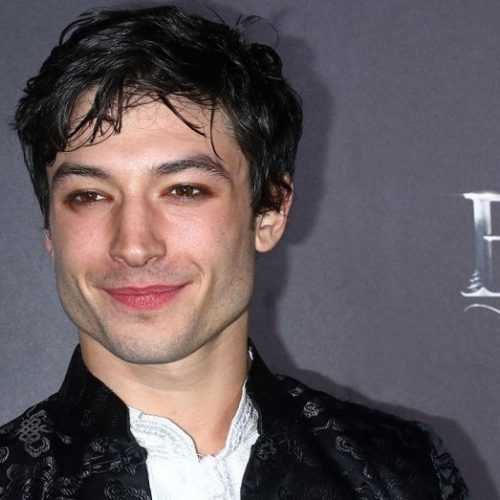 Ezra Miller Uses Chicken Analogy To Describe Masculinity And What He's Looking For In A Man
