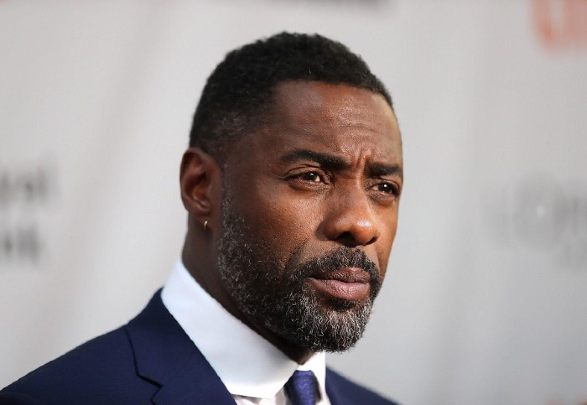 Idris Elba Is PEOPLE's Sexiest Man Alive 2018