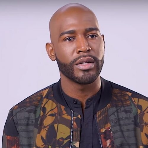 Karamo Brown thinks 'Call Me By Your Name' is problematic