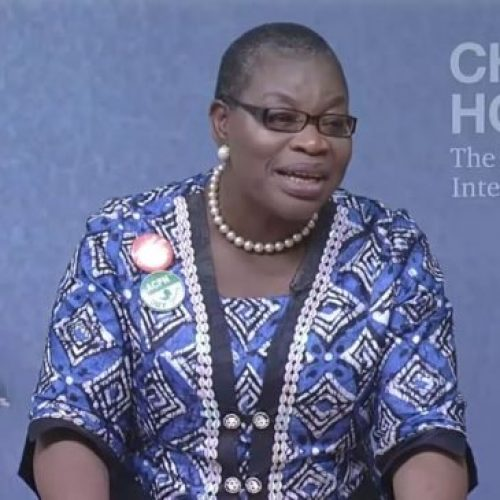 Presidential candidate, Oby Ezekwesili says her government, if she's president, will respect LGBT rights