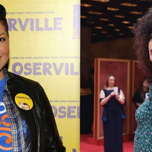Sara Ramirez and Indya Moore have an illuminating Twitter exchange on Bisexuality
