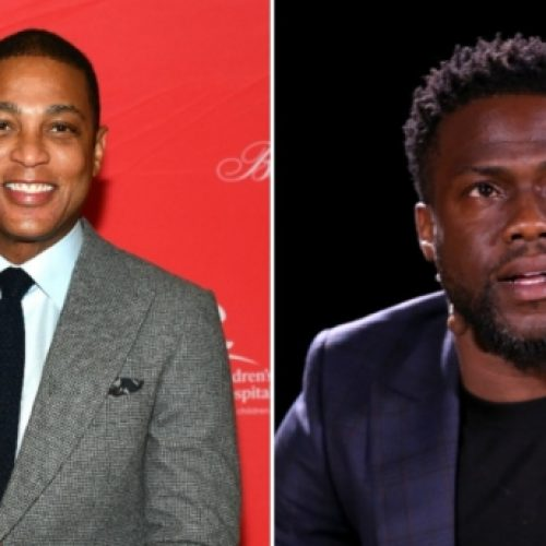 Kevin Hart responds to Don Lemon's comments regarding his Oscar controversy