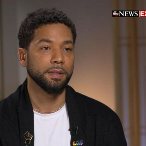 """Be A Fighter."" Jussie Smollett's message to LBGTQ community after suspected hate crime"