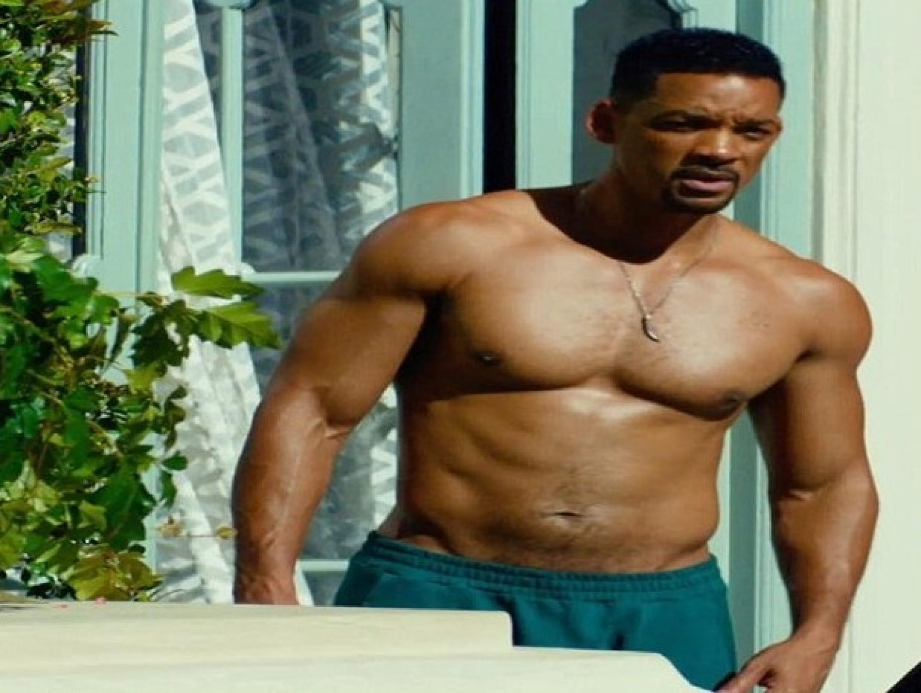 """Y'all About To Let The Genie Out Of The Bottle."" Will Smith responds to fan asking for thirst trap photos of the actor"