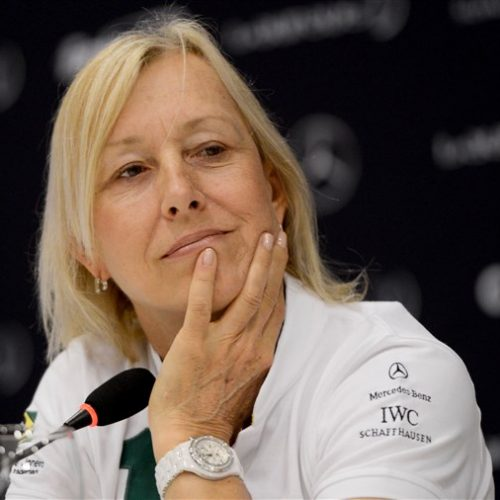 Identity Politics and the fury against Tennis star Martina Navratilova for saying transwomen shouldn't be able to compete as women