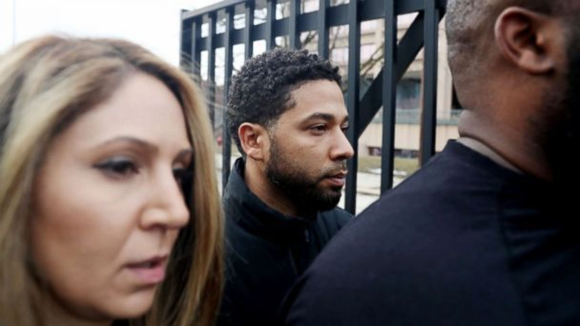 Jussie Smollett is indicted by grand jury on a 16-count felony charge