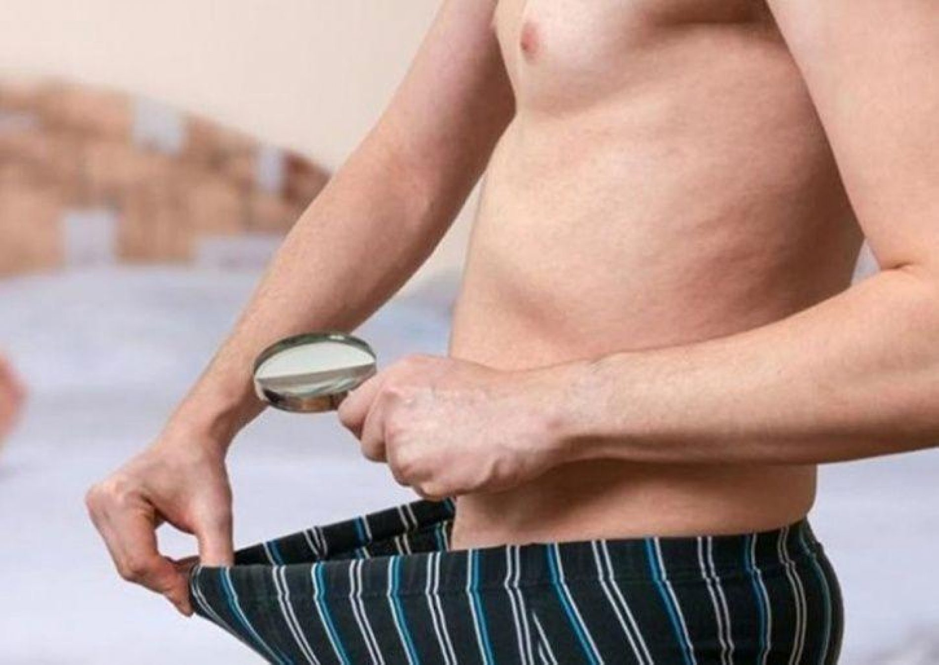 Penis enlargement procedures don't work, study finds