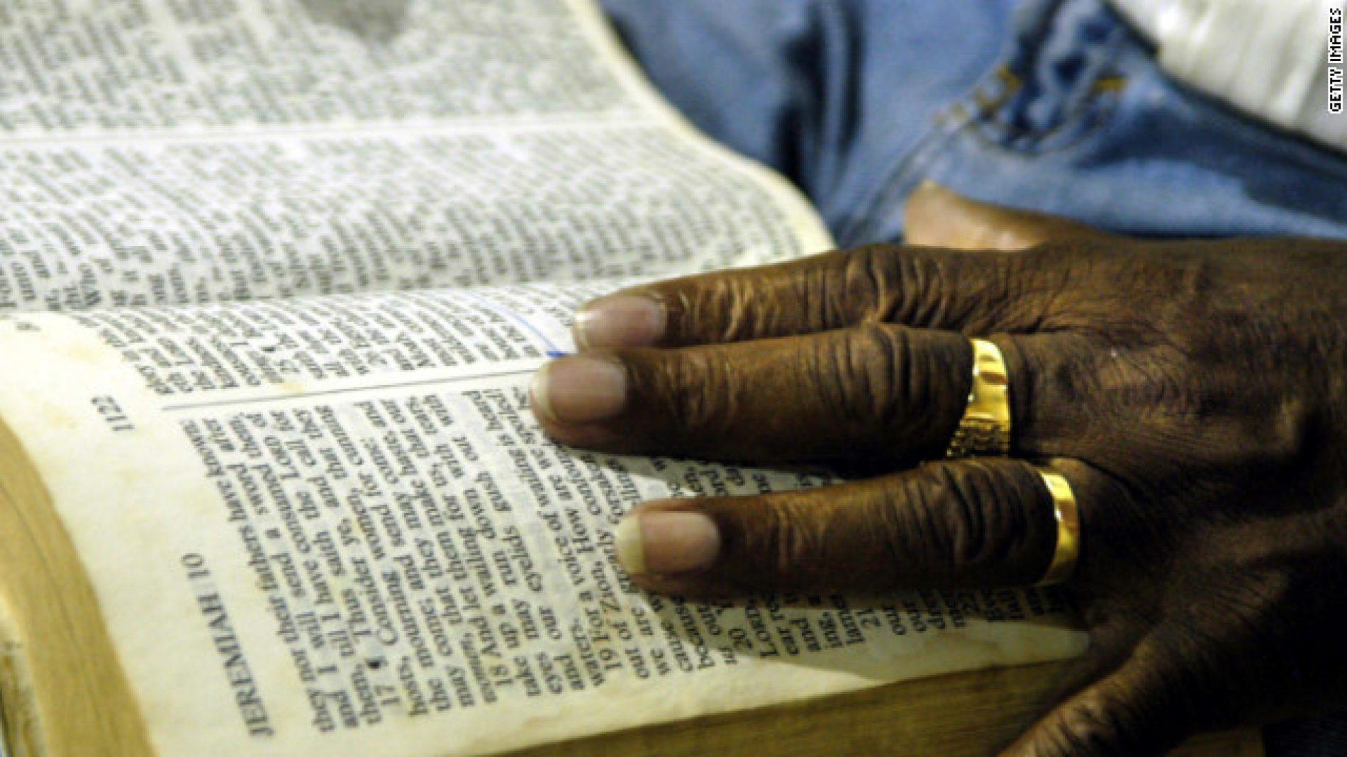 """Has """"Homosexual"""" Always Been In The Bible?"""