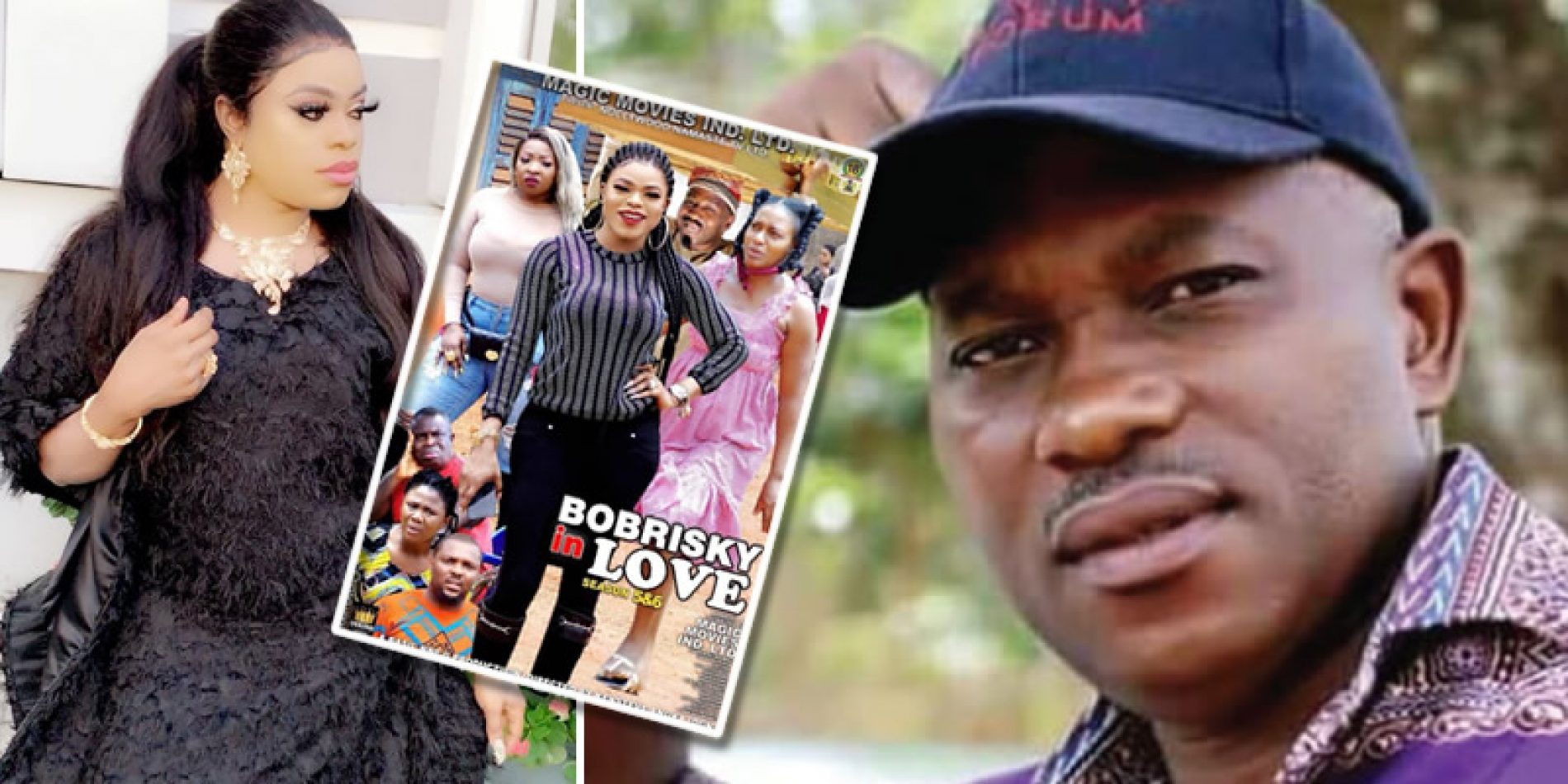 """The Movie Does Not Promote Homosexuality."" Director of 'Bobrisky In Love' talks about casting Bobrisky and what his film is truly about"