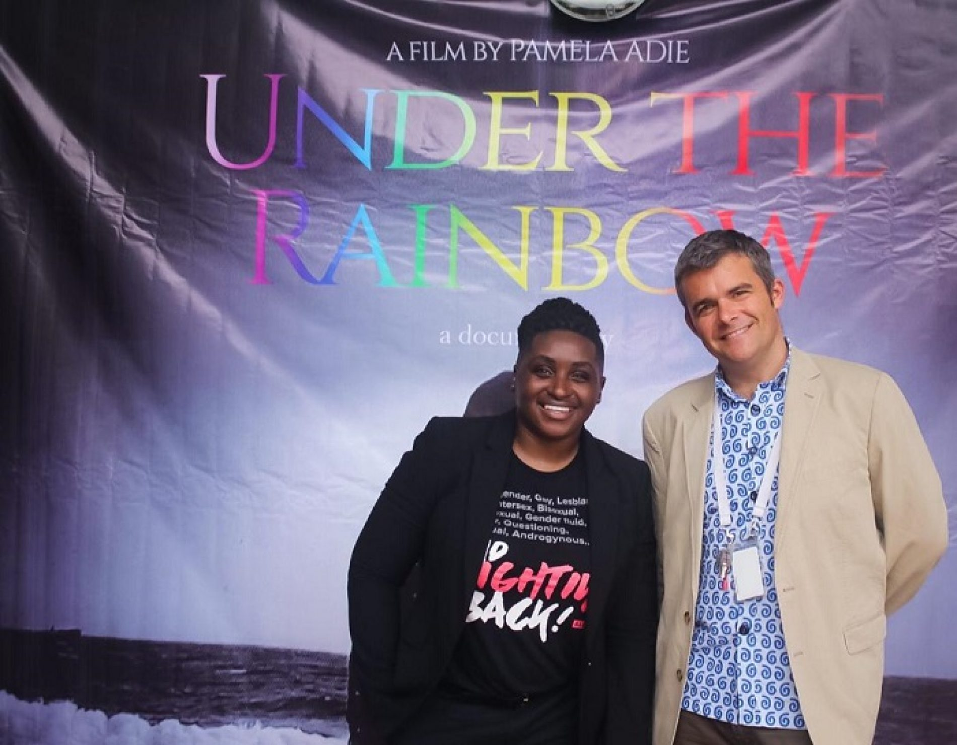 """The Equality Hub Premieres """"Under The Rainbow"""""""