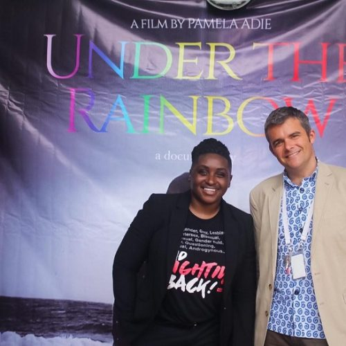 "The Equality Hub Premieres ""Under The Rainbow"""