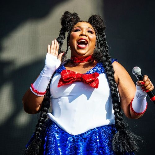 """Lizzo Dubs Her Superfans """"Lizzbians"""" And Gay Twitter Approves"""