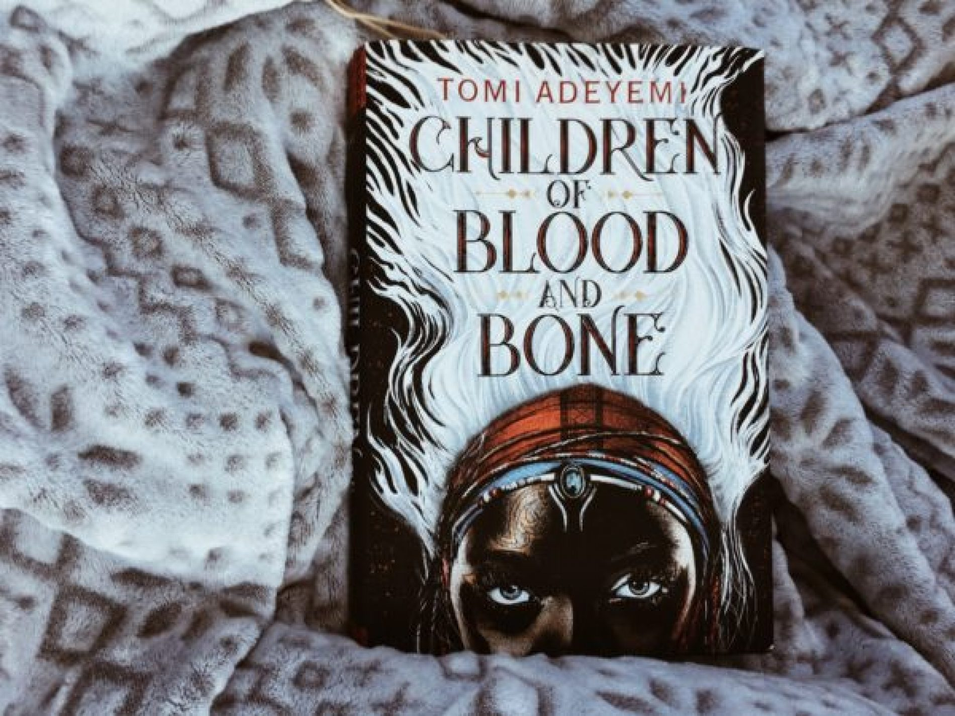 THE ACTUAL CHILDREN OF BLOOD AND BONE