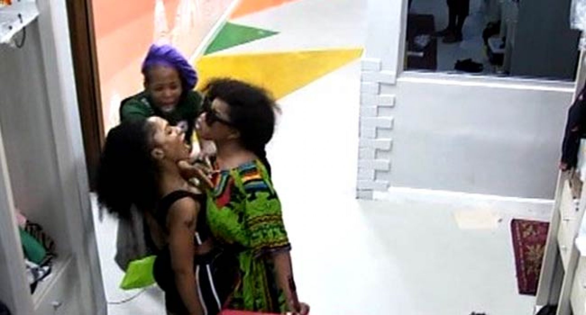 #BBNaija: Post Mercy-and-Tacha Fight, and Tacha Fans Are Dragging In Lesbianism As A Smear Tactic Against Mercy