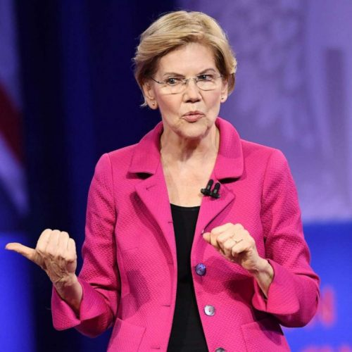 US Senator Elizabeth Warren gives an excellent response to same-sex marriage question