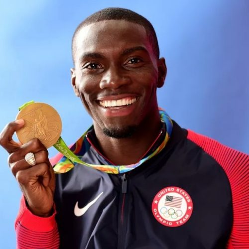Olympic champion Kerron Clement comes out on National Coming Out Day