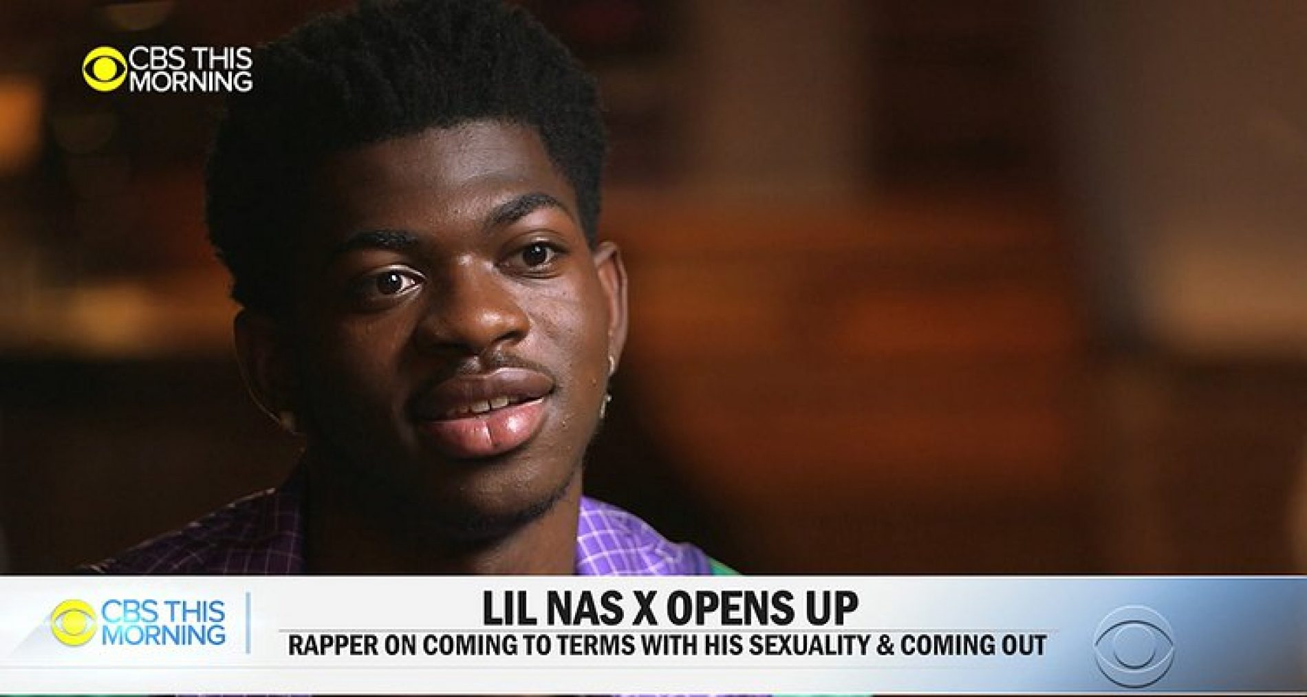 Lil Nas X Hoped Being Gay Was A Phase And Prayed For His Feelings To Go Away