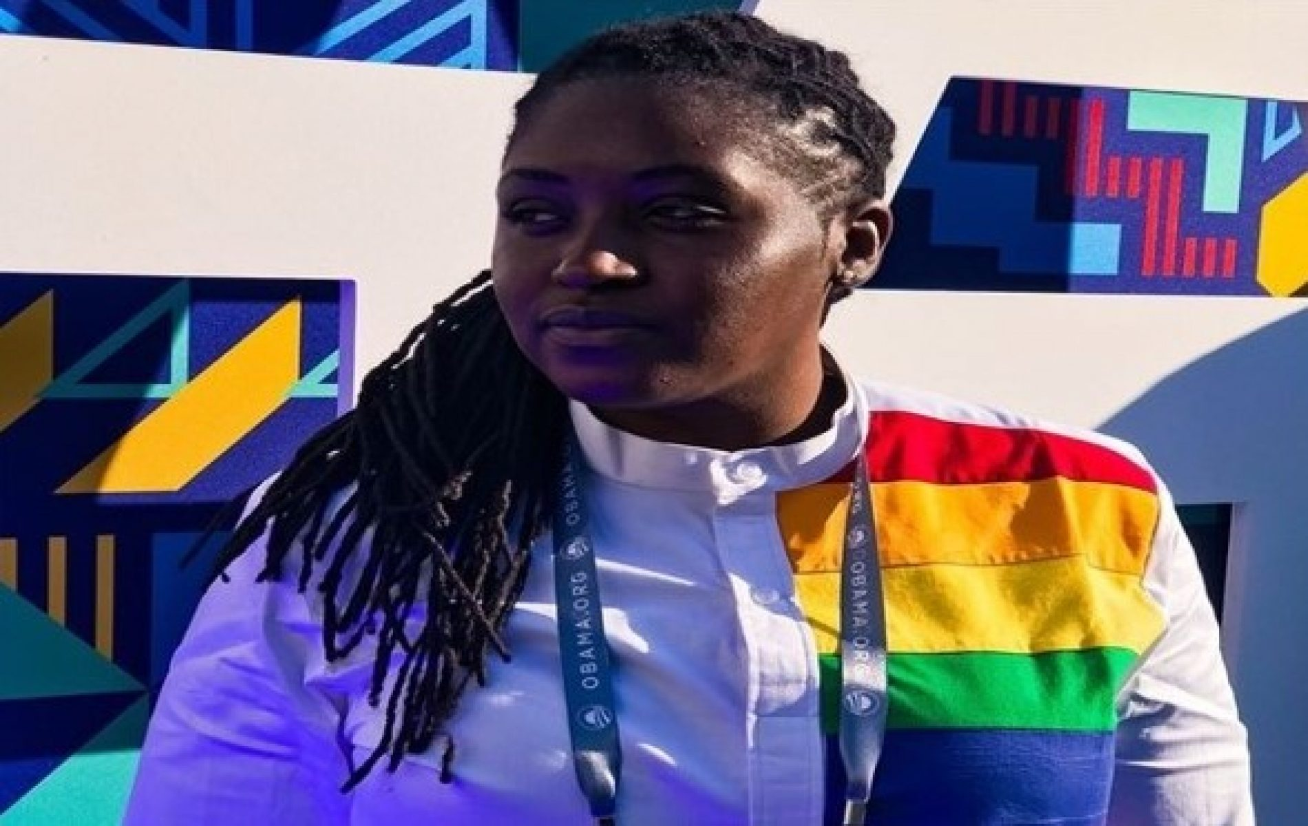 """""""We Have A Duty To Hold Each Other Accountable."""" Pamela Adie weighs in on the #LagosPride fiasco"""