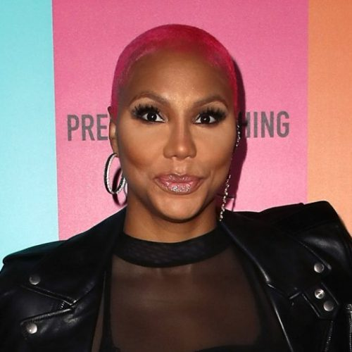 "Tamar Braxton tells Women that if a Man ""Lays With You"" and ""He Don't Touch You"", He's Gay"