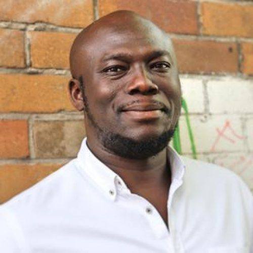 Tweet of the Day: Elnathan John's correction on how you should address him