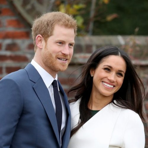Prince Harry and Meghan Markle Are Stepping Down From Being Part Of The British Royal Family