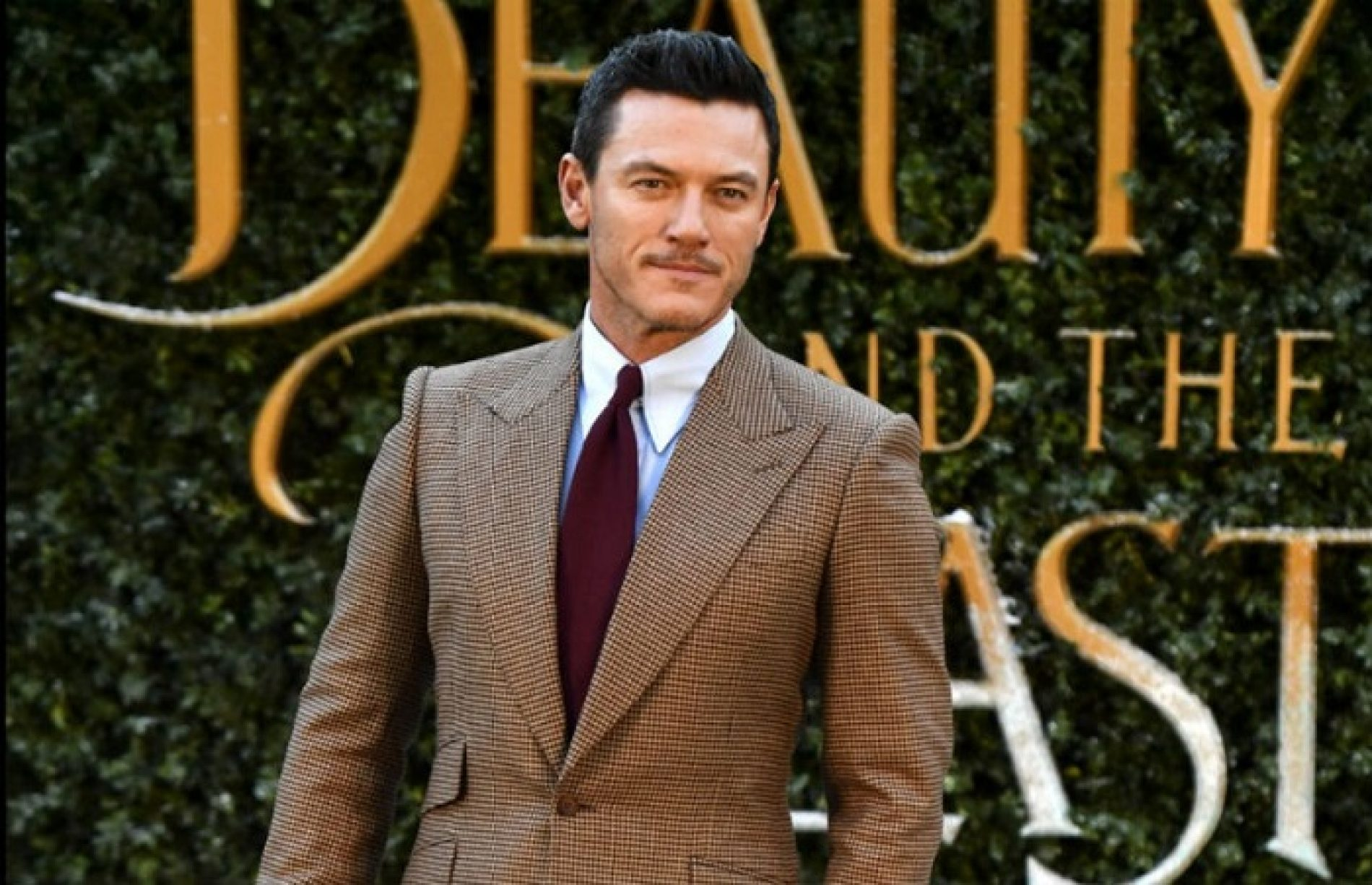 In case you'd forgotten that Luke Evans is gay… He has officially introduced fans to his very sexy boyfriend