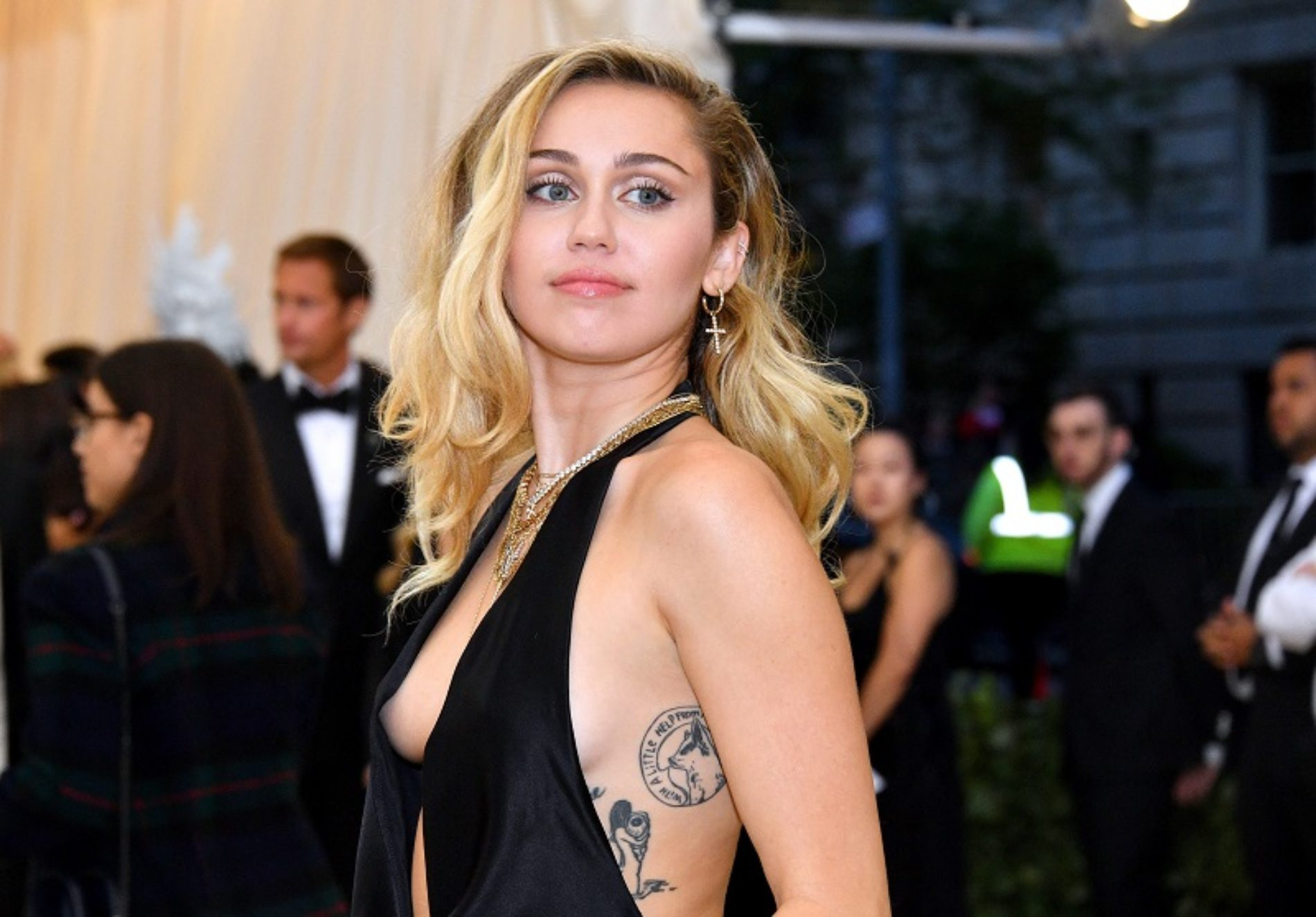 Miley Cyrus Says She Left Religion Over Its Intolerant Behaviour Toward Her Gay Friends
