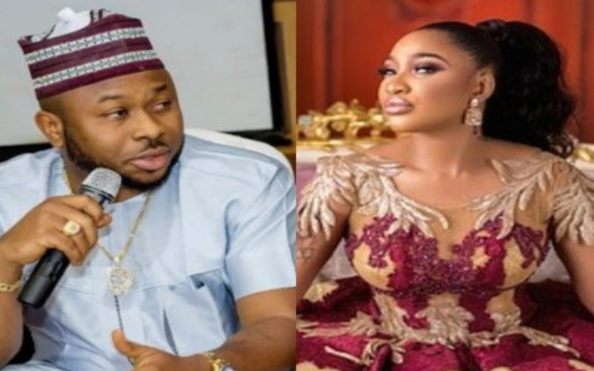 Tonto Dikeh Isn't Finished Letting Us Know Just How Much She Hates Olakunle Churchill