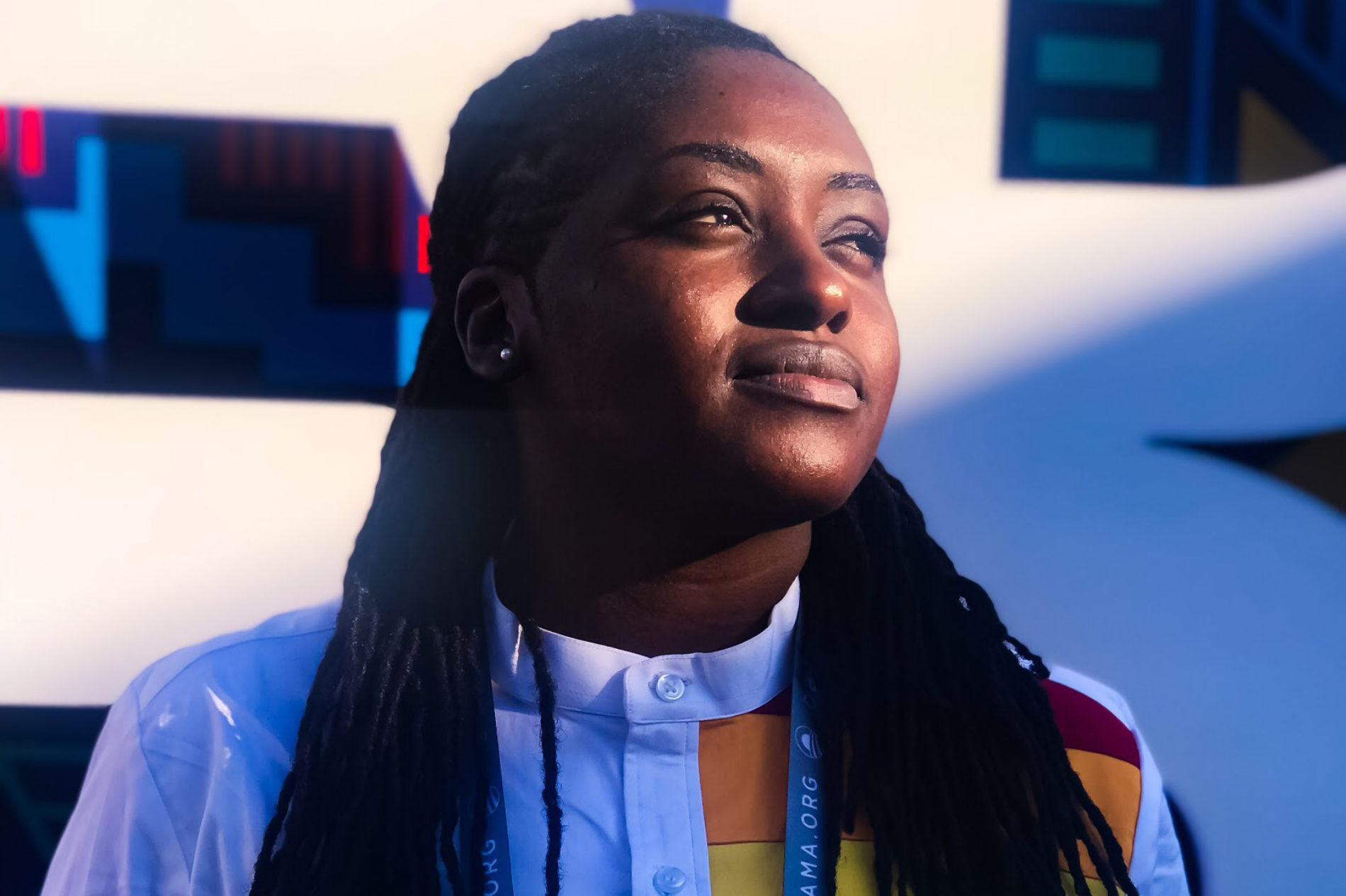 Pamela Adie Gets Comedic With Nigerian Lesbian Stereotypes on Lesbian Visibility Week
