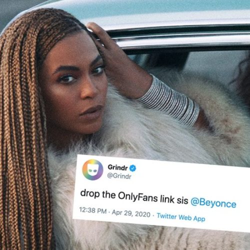 Beyoncé Knows What OnlyFans Is, And The World Can't Handle It