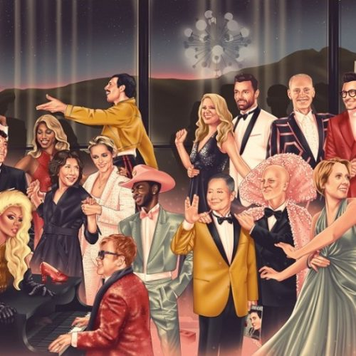 'Entertainment Weekly' Pride Issue celebrates LGBTQ storytellers, enduring icons, and Hollywood history