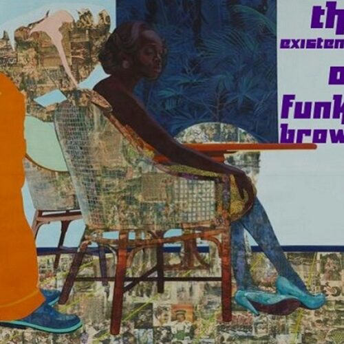 THE EXISTENCE OF FUNKE BROWN (Episode Three)