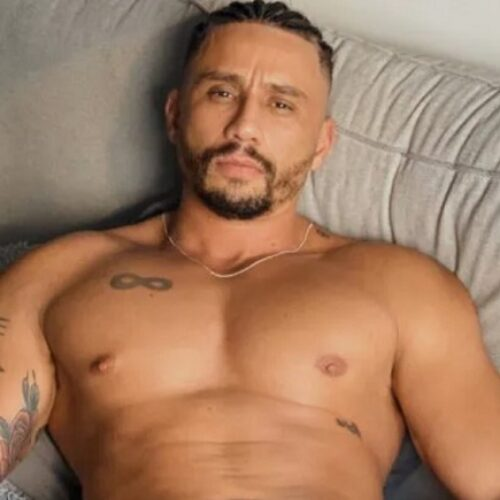 Internet Porn Star Fabricio Da Silva Claudino Arrested For Secretly Filming and Posting Video Of Boyfriend On OnlyFans