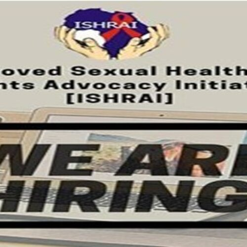 Improved Sexual Health and Rights Advocacy Initiative (ISHRAI) Is Employing