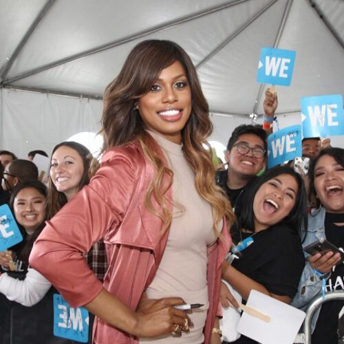 """I Am Not A Fan of Cancel Culture."" Laverne Cox on the SCOTUS Win for LGBT people"