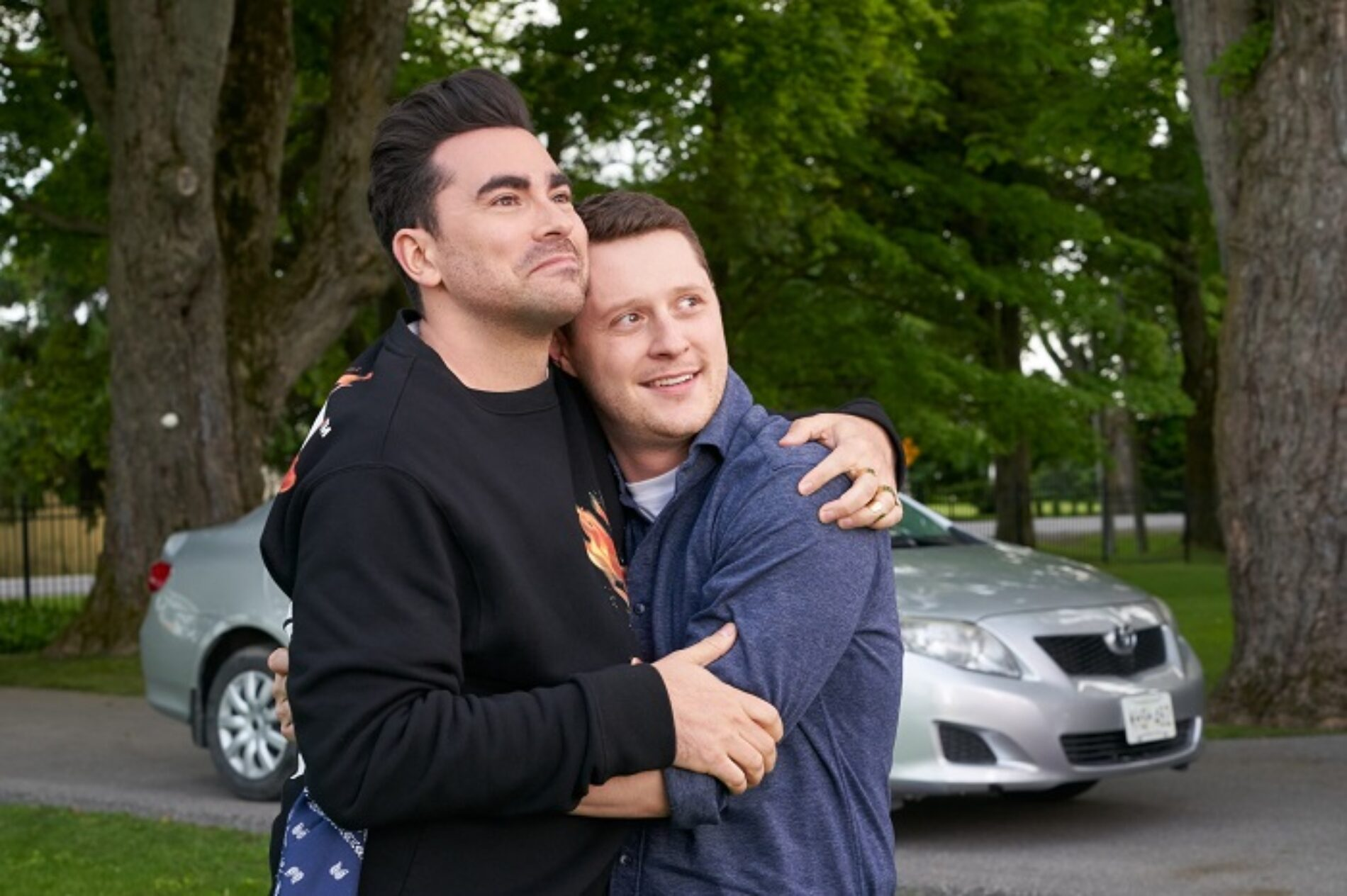 Schitt's Creek's David and Patrick are TV's Most Beautiful Couple, And Here Are The Moments To Prove It