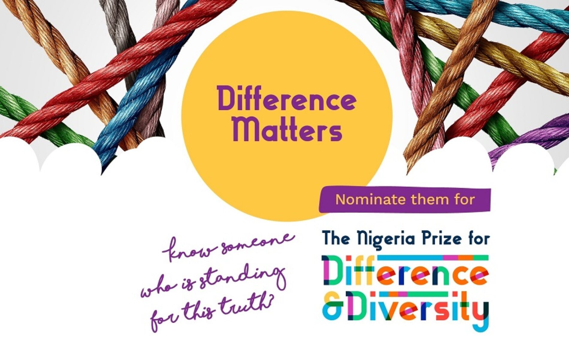 The Nigeria Prize for Difference & Diversity launches | You Can Nominate A Pioneer in this First edition to be endowed by Chude Jideonwo for N1 million