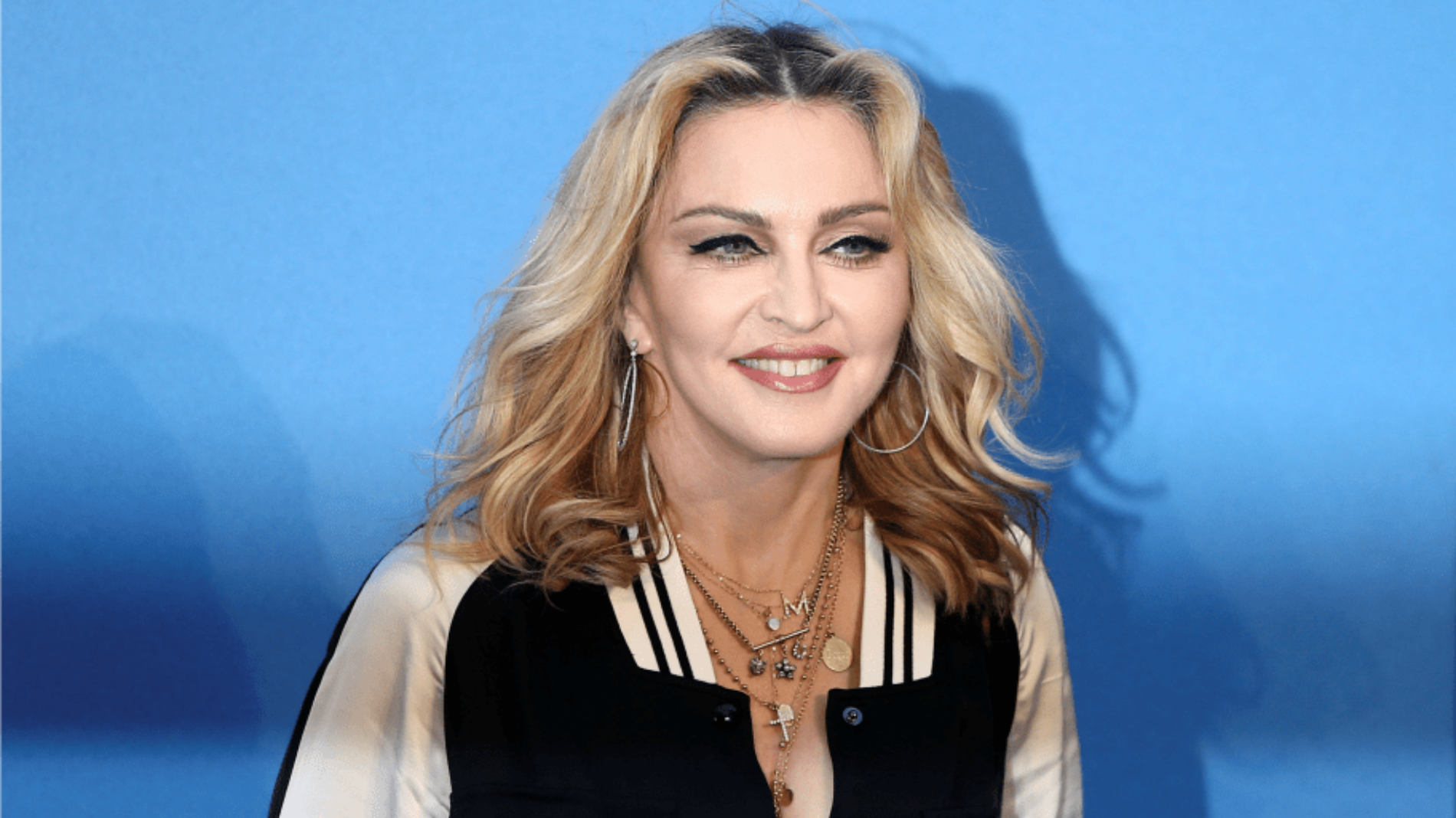Madonna was fined a million dollars by Russia for speaking about gay rights. And she's not paying