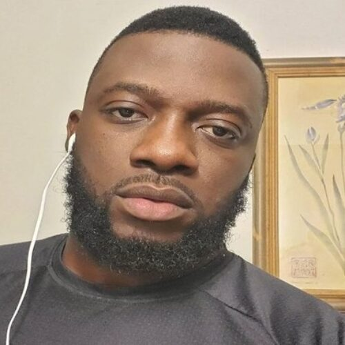 """Appreciating Your Fellow Man Doesn't Make You Gay."" Actor Seun Sean Jimoh takes a shot at toxic masculinity"