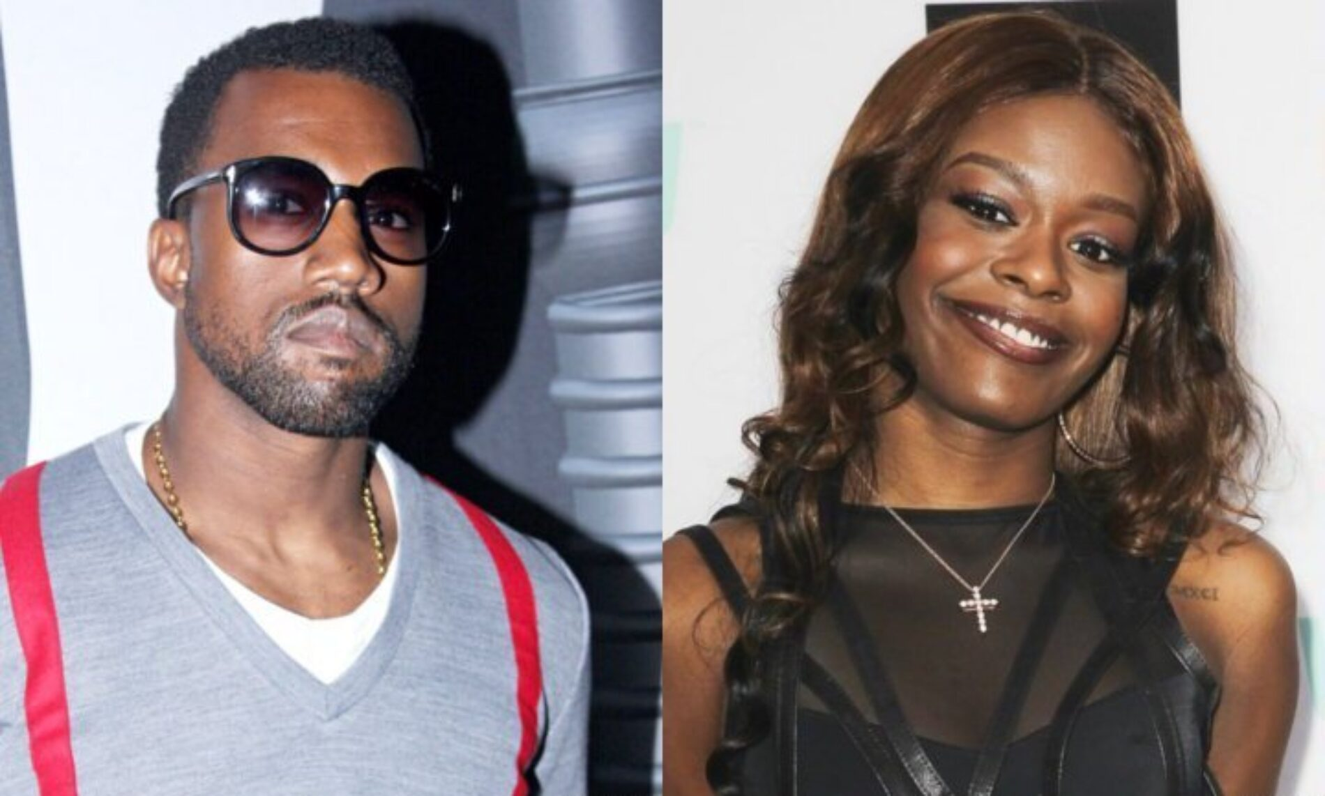 "Azealia Banks Slams Kanye West, Says He's A ""Closeted Homosexual"""