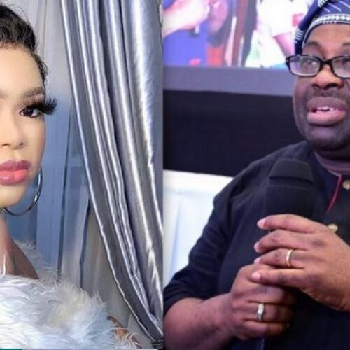 """I Am Not Trans, I'm Just A Cross Dresser… I am Not Gay or Bisexual…"" Bobrisky and Dele Momodu Engage In A Viral Interview About Sexuality and Gender Identity"